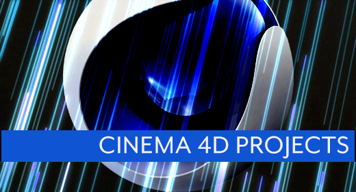 Butlerm Cinema 4D Projects