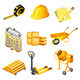 Building Icons Set.  - GraphicRiver Item for Sale