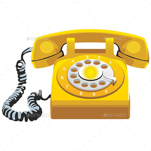 GraphicRiver Telephone 9797872