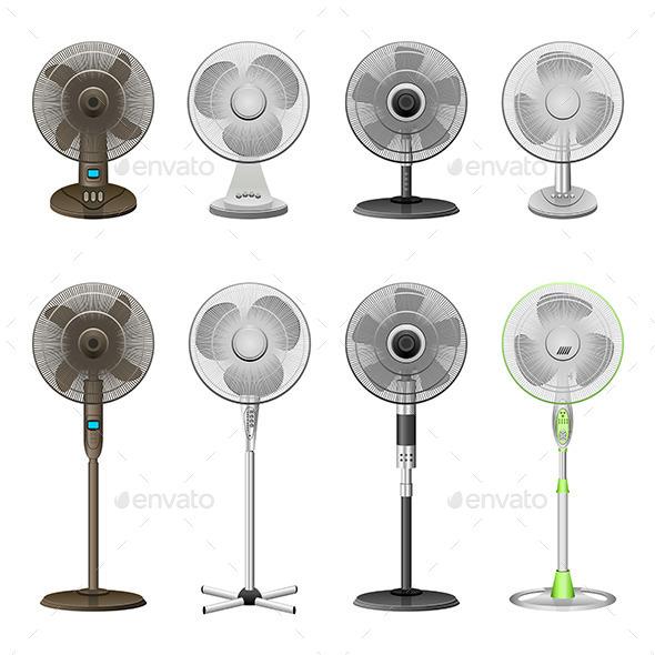 GraphicRiver Ventilator 9798009