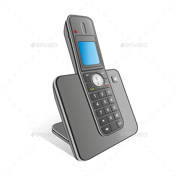 GraphicRiver Telephone 9798126
