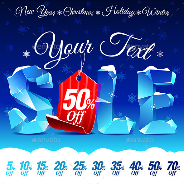 GraphicRiver Christmas Sale Discount 9798863