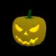 Halloween Pumpkin (Jack 'O Lantern) 3D Model (UV u - 3DOcean Item for Sale