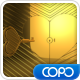 Gold Key Of Love - VideoHive Item for Sale
