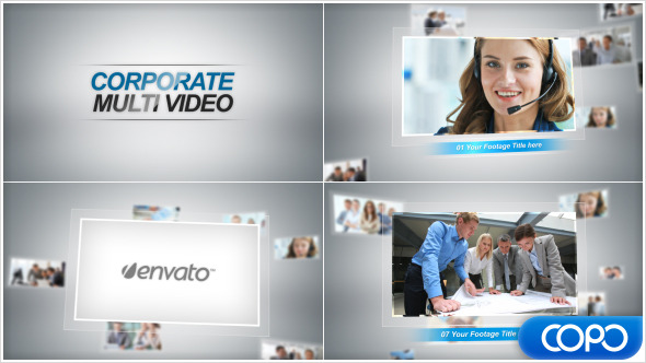 Corporate Multi Video