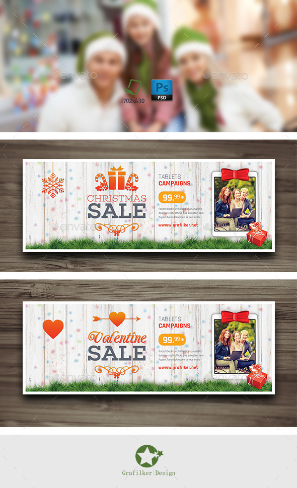 Special Day Sale Cover Templates
