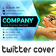 Twitter Corporate Cover v-2 - GraphicRiver Item for Sale