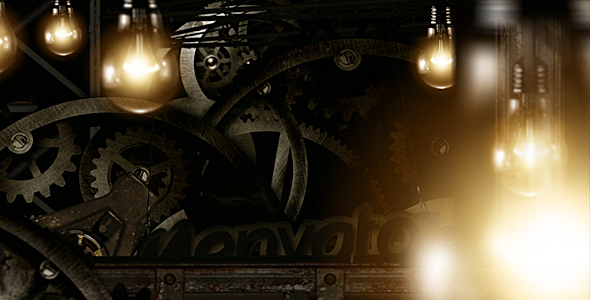 After Effects Project - VideoHive Gears Logo reveal 124563