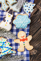 homemade cookies for Christmas - PhotoDune Item for Sale