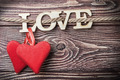 love letters carved - PhotoDune Item for Sale