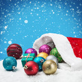 Christmas balls and gifts - PhotoDune Item for Sale