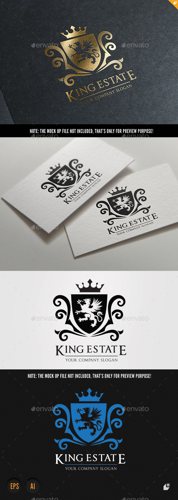 GraphicRiver King Real Estate 9801455