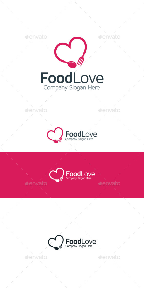 GraphicRiver Food Love 9801554