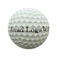 HIGH POLY golf ball (uv layout and diffuse texture - 3DOcean Item for Sale