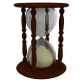 Hourglass (high-poly, UV unwrapped) - 3DOcean Item for Sale