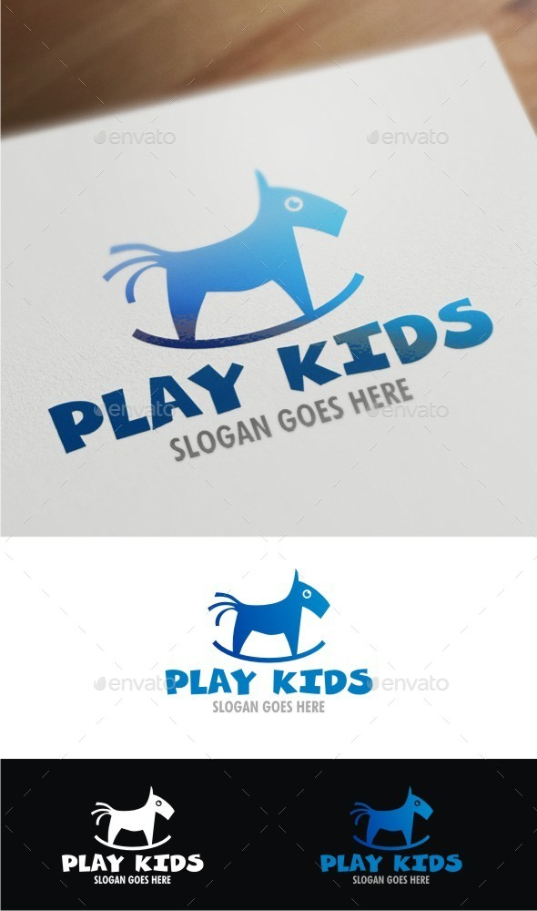 GraphicRiver Play Kids 9801950