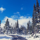 Glacier Park in winter - PhotoDune Item for Sale