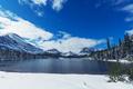 Glacier Park in winter - PhotoDune Item for Sale