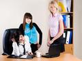 Three pretty businesswomen - PhotoDune Item for Sale