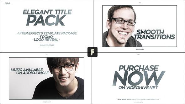 Elegant Title Pack