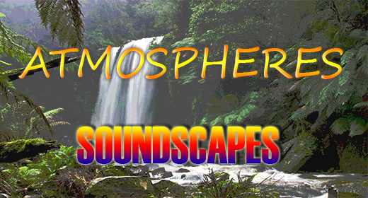 ATHMOSPHERES, SOUNDSCAPES