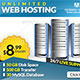 Server Hosting Banners - GraphicRiver Item for Sale