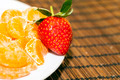 Mandarin and Strawberry - PhotoDune Item for Sale