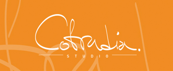 Cofradiastudio logo orange v3