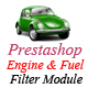 Prestashop Car Engine & Fuel Filter Module
