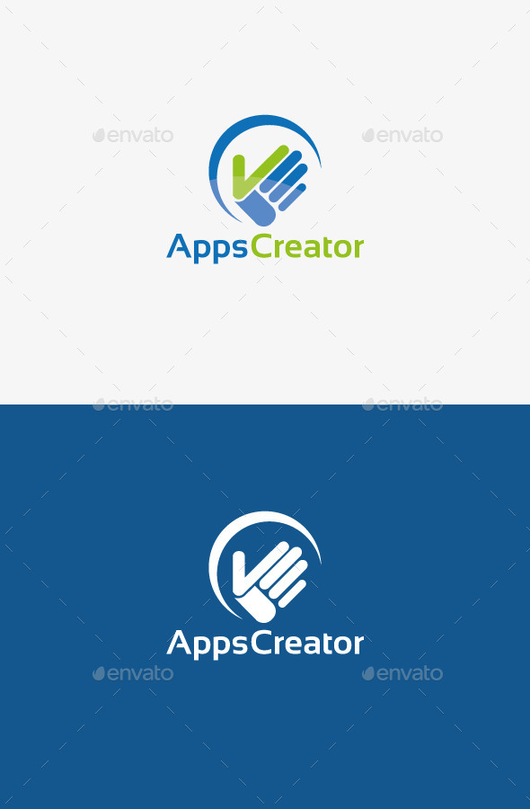 GraphicRiver Apps Creator 9807357