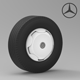 Mercedes Benz Bus Wheel - 3DOcean Item for Sale