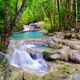 Erawan Waterfall, Kanchanaburi, Thailand - PhotoDune Item for Sale