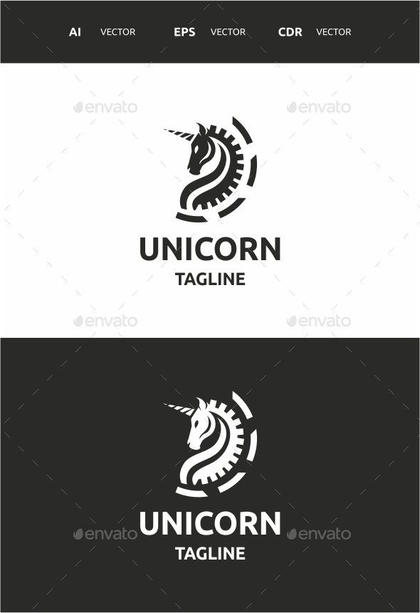 GraphicRiver Unicorn 9808864
