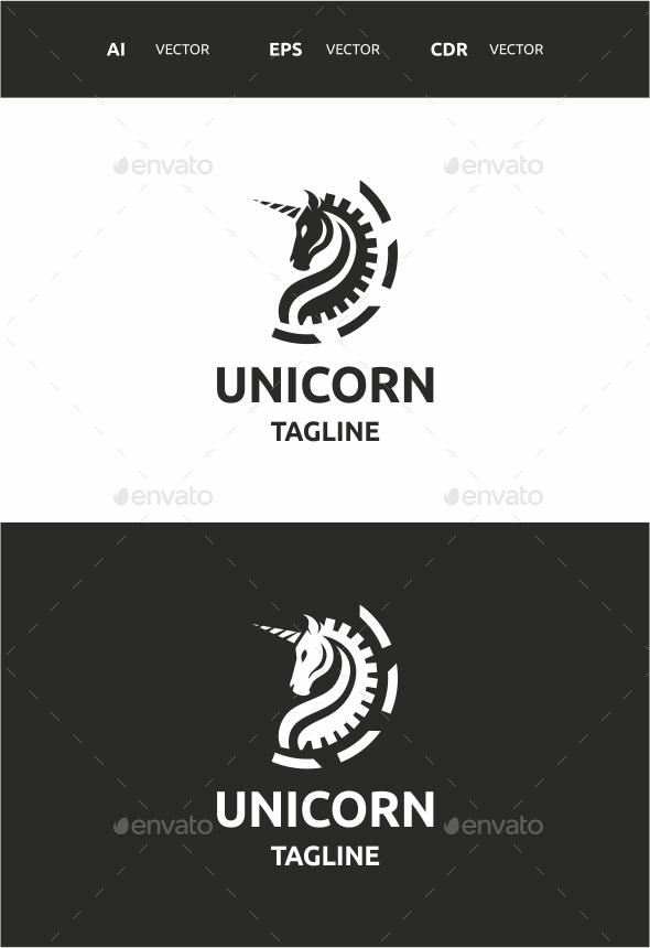 GraphicRiver Unicorn 9808864
