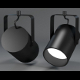 Low Poly TV Studio Spot Light (no Lamp mesh) - 3DOcean Item for Sale