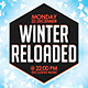 Winter Reloaded Flyer Template - GraphicRiver Item for Sale