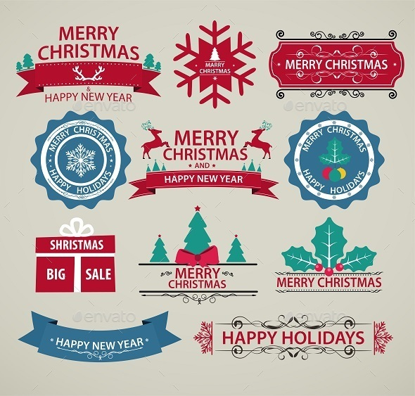 GraphicRiver Christmas Decoration 9809208