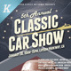 Alternative Classic Car Show Flyers - GraphicRiver Item for Sale