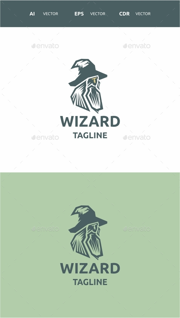 GraphicRiver Wizard 9809618