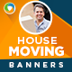 Packers and Movers Banners - GraphicRiver Item for Sale
