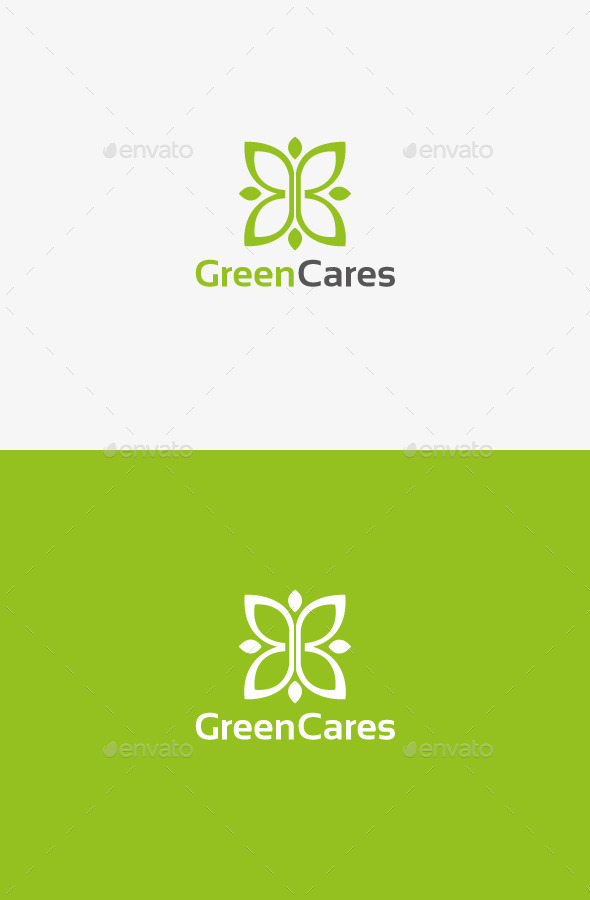 GraphicRiver Green Cares 9810536