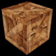 Low Poly Wooden Crate - 3 (UV; Game Asset) - 3DOcean Item for Sale