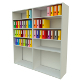 Office shelf with folders and ring binders (uv-unw - 3DOcean Item for Sale