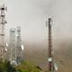 Telecommunication in mountains - PhotoDune Item for Sale