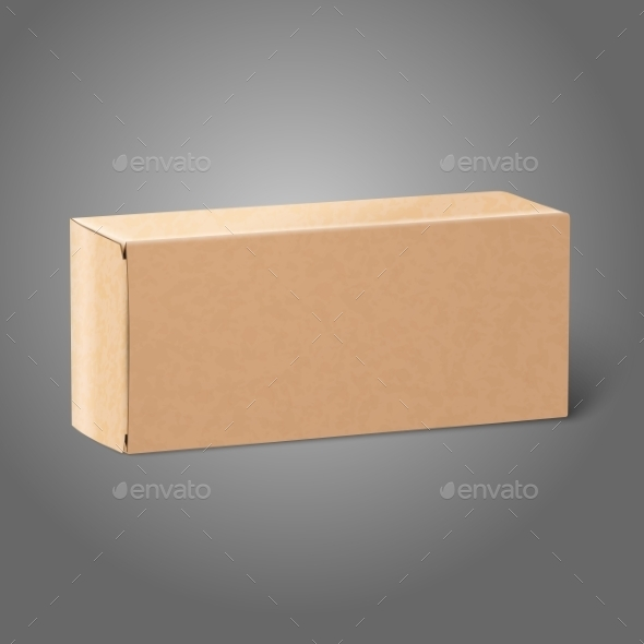 GraphicRiver Package Box 9812487