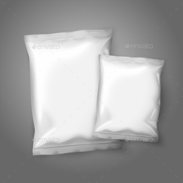 GraphicRiver Two Bag Packages 9812495