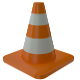 Traffic Cone (low poly, UV unwrapped) - 3DOcean Item for Sale