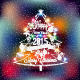 Christmas and New Year Label  - GraphicRiver Item for Sale