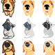 Puppy Dogs - GraphicRiver Item for Sale