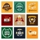 Vintage Beer Labels - GraphicRiver Item for Sale